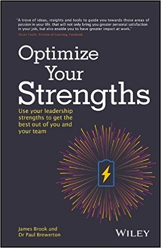 Optimize your strenghts